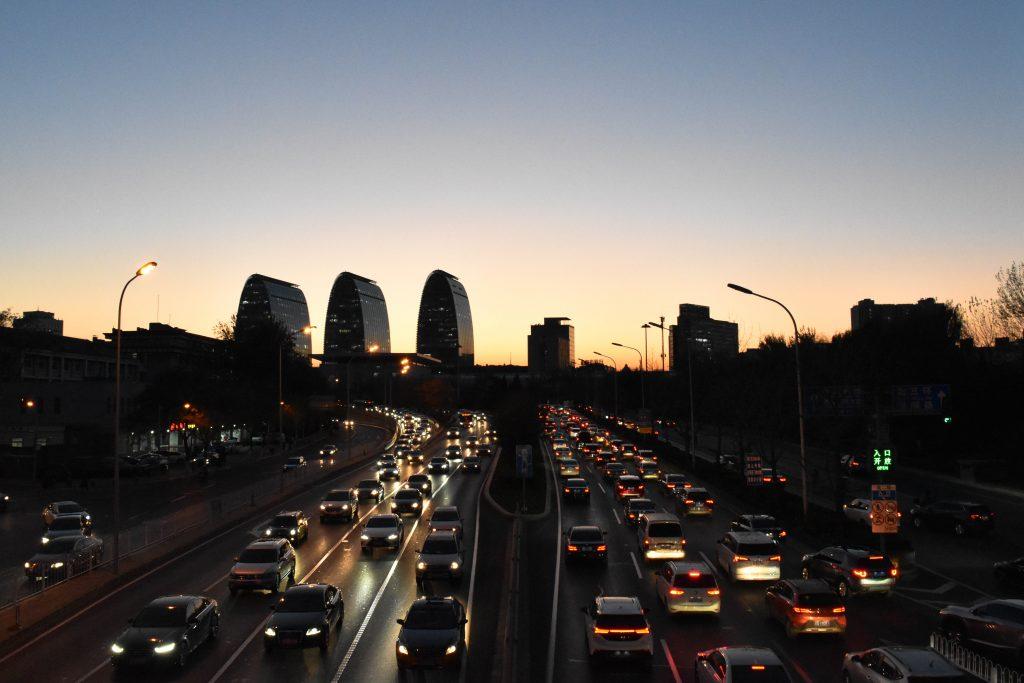 北京二环 傍晚 1024x683 - 秋游京城