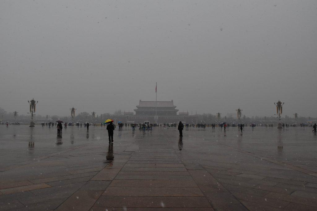 天安门雪景 1024x683 - 冬游京城
