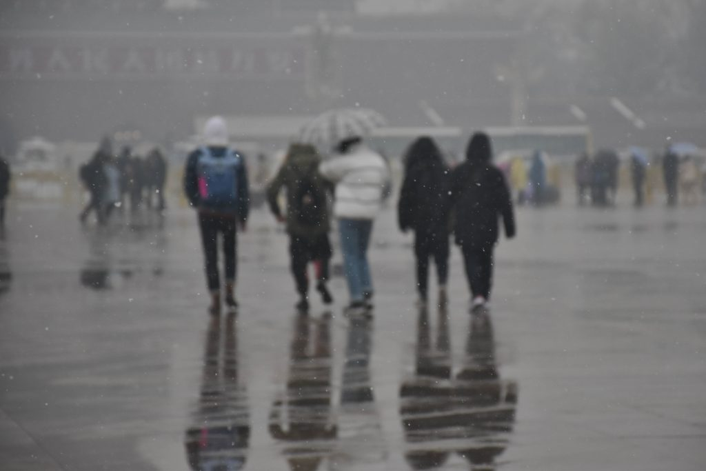 雪中漫步 1024x683 - 冬游京城