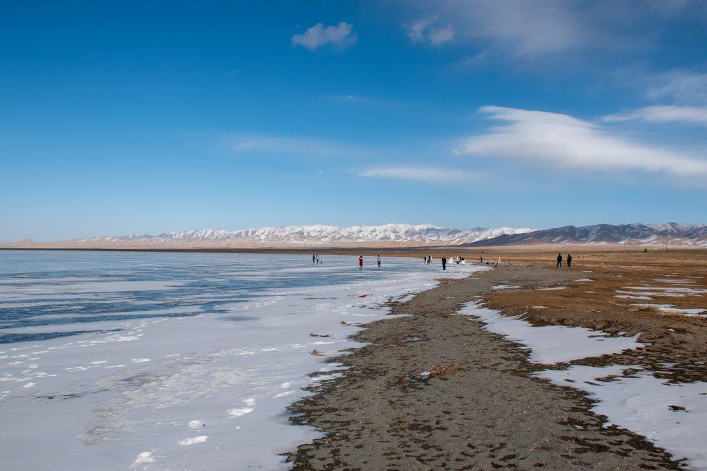 青海湖 冰湖 1024x683 - 青海湖一日游