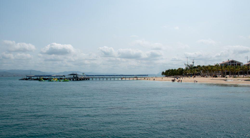 三亚西岛 1 1038x576 - 三亚·西岛